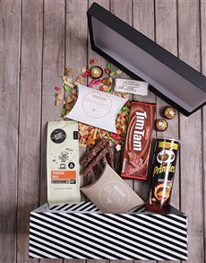 gifts: Coffee and Snacks Giftbox!