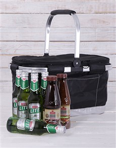 gifts: Outdoor Cooler Hamper!