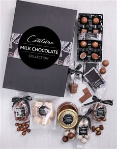 gifts: Large Milk Chocolate Couture Box!