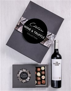 gifts: Chocolate and Wine Collection!