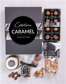 gifts: Caramel Couture Hamper!
