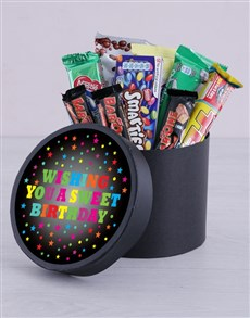 gifts: Sweet Birthday Hat Box!