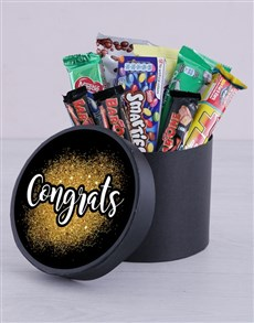 gifts: Congrats Hat Box!