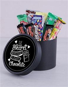 gifts: Secret Ingredient Hat Box!