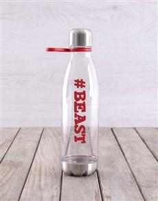 gifts: Beast Water Bottle!