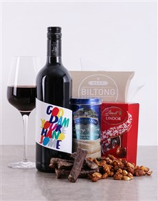 gifts: You're Handsome Gourmet Hamper!