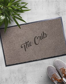 gifts: The Crib Doormat!