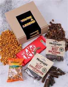 gifts: Legendary Biltong Box!