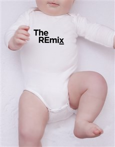 gifts: The Remix Baby Onesie!