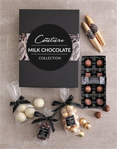 gifts: Father's Day Couture Assorted Chocolate Hamper!