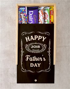 gifts: Vintage Father's Day Chocolate Tray!