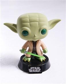 gifts: Pop Vinyl Yoda!