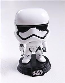 gifts: Pop Vinyl Stormtrooper!