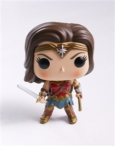 gifts: Pop Vinyl Wonder Woman!
