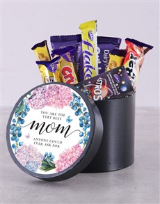 gifts: Best Mom Chocolate Box!