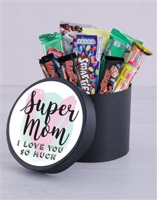 gifts: Super Mom Chocolate Box!