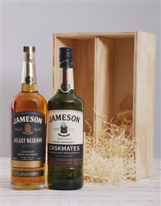 gifts: Jameson Select Reserve Crate!