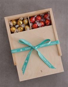gifts: Lindt Treasure Hamper!