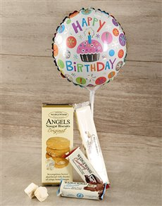 gifts: Happy Birthday Nougat Hamper!