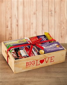gifts: Assorted Chocolate Crate!