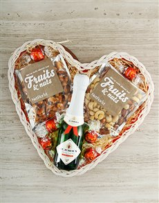 gifts: Big Heart Basket Mix!