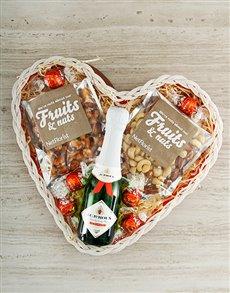 gifts: Big Heart Basket Mix!