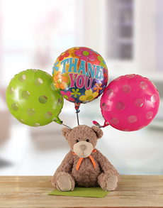 gifts: Thank You Beary Much Balloon Gift !