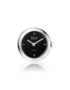 jewellery: Idun Denmark  Rocking Black Dial Charm Watch !
