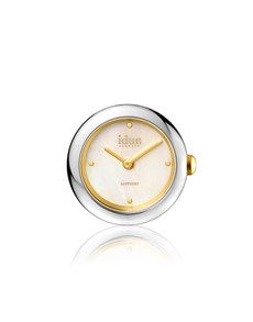 gifts: Idun Denmark Rocking Charm Mother Pearl Watch !