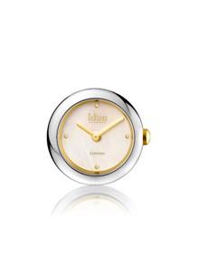 jewellery: Idun Denmark Rocking Two Tone Charm Watch!