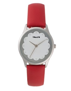gifts: Red Strap Tomato Ladies Watch!