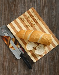 gifts: Personalised Bread for the Soul Gift!