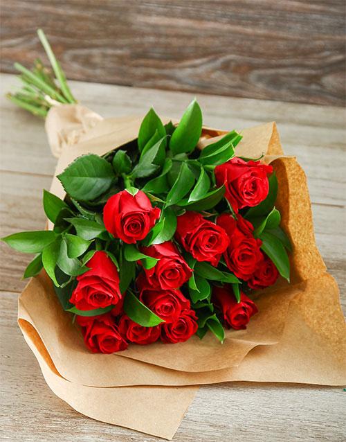 roses: Rock Star Red Roses!
