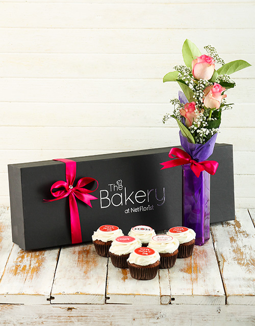 mothers-day: Flour and Flower Gift Box for Mom!