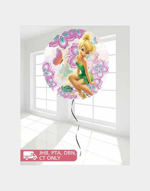 balloon: Jumbo Tinker Bell Balloon!