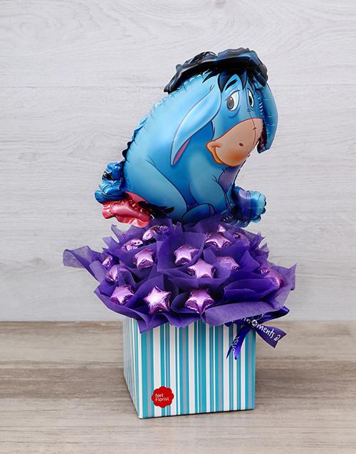 baby: Eeyore Chocolate Star  Box!