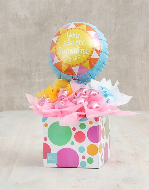 apology: You Are My Sunshine Edible Arrangement!
