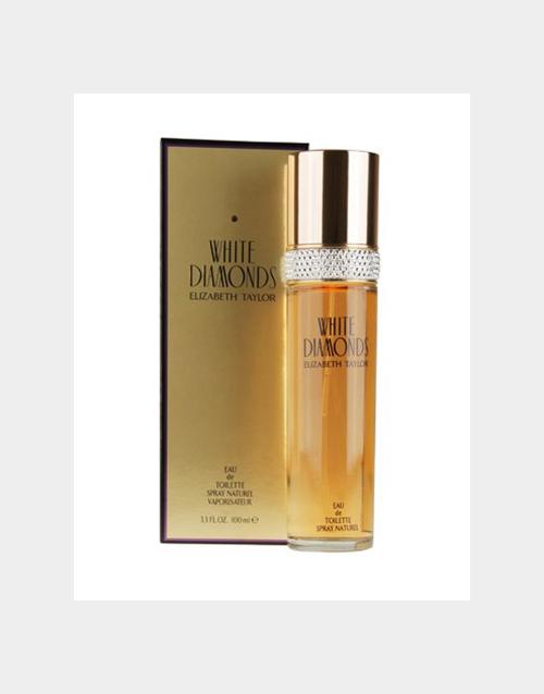 perfume: Elizabeth Taylor White Diamonds 100ml!