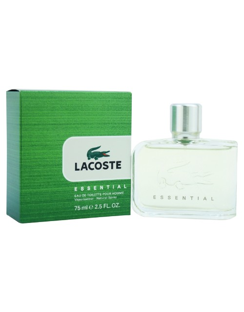 perfume: Lacoste Essential 75ml EDT(parallel import)!