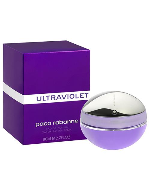 birthday: Paco Rabanne Ultraviolet 80ml EDP!
