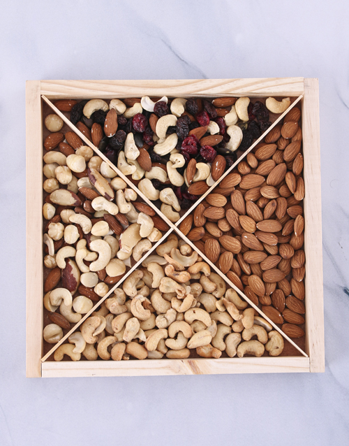 gourmet: Nuts About you Tray!!