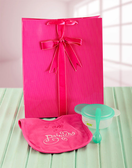 baby: Hello Princess Baby Girl Gift!