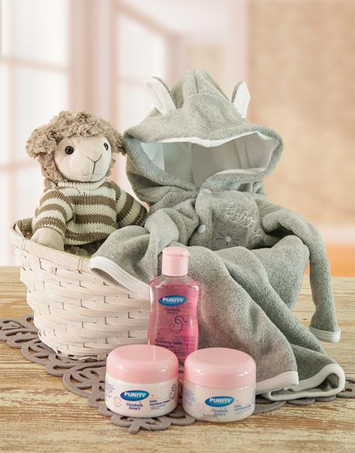 baby: Bundle of Joy Gift Basket !