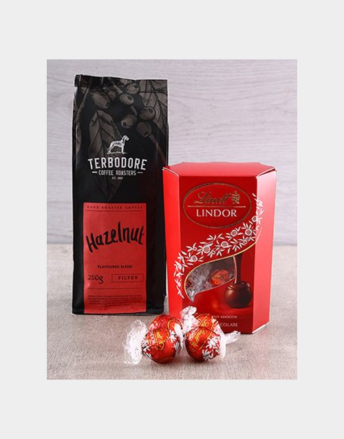 coffee-and-tea: Terbodore Coffee and Lindt Delight!
