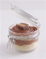 Single Bar One Cupcake in a Jar