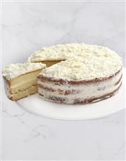 Personalised Chateau Gateaux Congrats Cake