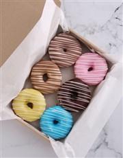 Personalised Good Luck Doughnuts
