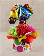 Happy Birthday Truck Box