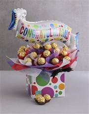 Congratulations Edible Arrangement