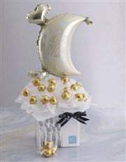 Love You to the Moon Edible Arrangement